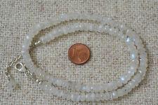 moonstone-chain (Rondelle, fac. L=44-48 cm) Q-5695/G