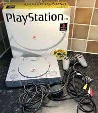 Sony Playstation Console, Boxed
