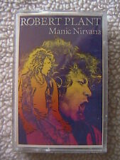 "LED ZEPPELIN ROBERT PLANT ""MANIC NIRVANA"" HX PRO CASSETTE HURTING KIND BIG LOVE"