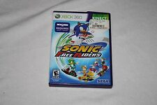 Sonic Free Riders for Xbox 360 (Complete)