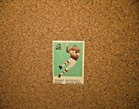 1959 Topps Football #140 Bobby Mitchell (Cleveland Browns) RC
