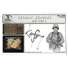 ROYAL MODEL 230 - GERMAN WEAPON MP 40/1 - PHOTOETCHED/RESIN 1/35