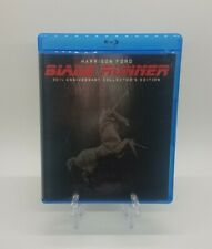 Blade Runner 30th Anniversary Collector's Edition (Blu-ray, 2012, 4-Disc) sci-fi