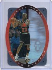 Michael Jordan 1996 Upper Deck SPX Record Breaker #R1 Hologram Die-Cut Insert