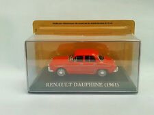 Scale Model Car Collection - RENAULT DAUPHINE 1961 1/43 Detailed Diecast - BNIB