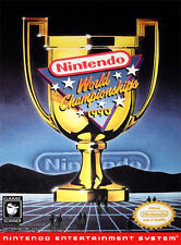 "NINTENDO NES WORLD CHAMPIONSHIP 1990  FRIDGE MAGNET 4"" X 6""  DECOR GAMROOM ~"