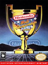 "NINTENDO NES WORLD CHAMPIONSHIP 1990  FRIDGE MAGNET 4"" X 6""  DECOR GAMROOM ~"