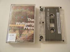 THE WOLFGANG PRESS - FUNKY LITTLE DEMONS - CASSETTE TAPE - 4AD (1994)