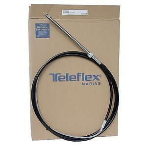 Genuine Boat Steering 12ft Teleflex/seastar Cable Only  <55 HP
