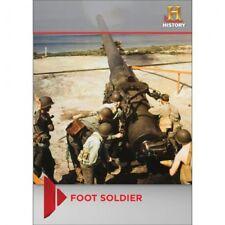 FOOT SOLDIER Rebels, Yankees, Axis,Allies NEW 4 DVD set History