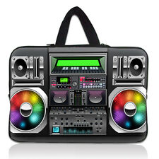 """DJ Style Netbook Laptop Sleeve Case Carry Bag For 13"""" 13.3"""" Macbook Pro / Air"""