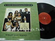 """The Roots Featuring Jaguar LP#4479288 (VG)12"""""""