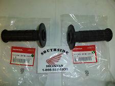 GENUINE HONDA GRIP SET XR250R XR350R XR400R XR500 XR500R XR600R  53165-GFW-305