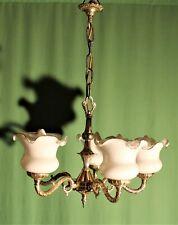 Vintage Spanish brass electroiler