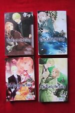 Earl and the Fairy Series 1-4 Collection Set English Manga by Ayuko NICE