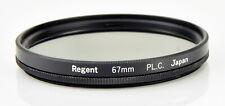 67mm Circular Polariser Polarising Filter