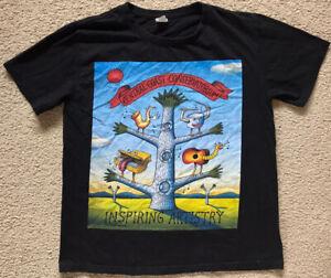 064 Reg Mombassa Central Coast Conservatorium Of Music T Shirt Adult Small VGC