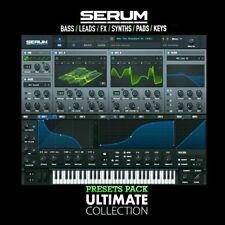 Serum Presets Pack Ultimate Collection 10Gb