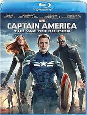 Captain America: The Winter Soldier [Blu Blu-ray