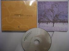 ANI DiFRANCO Heartbreak Even – 2001 USA CD PROMO – Folk Rock - BARGAIN!