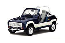 Otto mobile 1/18 Renault 4l Jp4 Ot212
