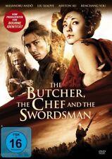THE CHEF AND THE THE BUTCHER - ANDO,MASANOBU   DVD NEU