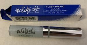 ESTEE LAUDER THE ESTEE EDIT FLASH PHOTO Gloss 01 White Flash 0.1oz/3ml *NIB*