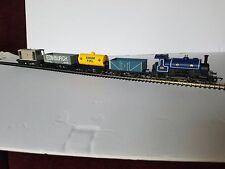 00 Scale - Hornby Caledonian Railway Mixed Freight Train Pack - New