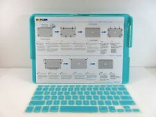 iBenzer Basic Soft-Touch Series Hard Case & Keyboard Cover for New Macbook 12""