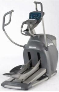 "Octane Fitness Pro 4700 18""-26"" Adjustable Stride Elliptical Crosstrainer"