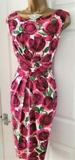 🎀 Phase Eight Leila Rose Floral Party Summer Wedding Evening Occasion Dress 16