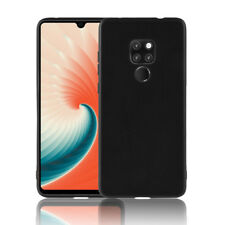 Luxury Suede PU Leather Case For Huawei Mate20 Pro X Soft Edge Ultra Thin Cover