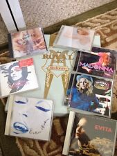 Madonna, The Royal Box The Immaculate Collection Also Some Japan CD's See Pics