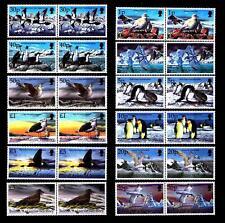 BRITISH ANTARCTIC - ANTARTICO BRITANNICO - 1998 - Uccelli dell'Antartide - (C)