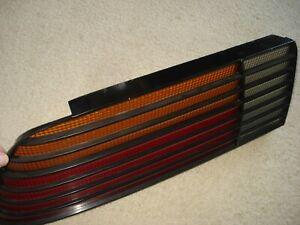 Pontiac Fiero GT 1986-88 Tail Light Lense OEM - Driver's Side (LH)