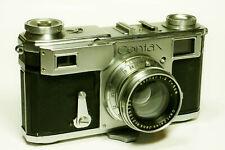 Zeiss Ikon: Contax II + 2/5cm