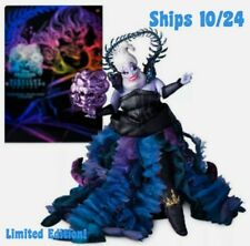 Disney Midnight Masquerade Limited Edition Ursula Doll  *Ships 10/24*