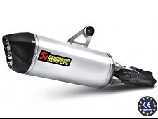 ESCAPE AKRAPOVIC SLIP-ON LINE PARA BMW R 1200 GS Adventure 14-15