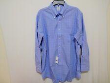 Brooks Bros Men Regent Glen Plaid Shirt -  Size 17-33 NEW MenWomenStyles