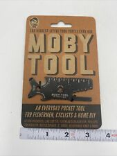 TRIXIE & MILO New Moby Tool Pocket DIY Fisherman Cyclists Hex Cutter Opener