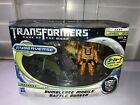 Transformers - BUMBLEBEE MOBILE BATTLE BUNKER - DOTM SUPER NICE
