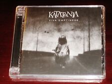 Katatonia: Viva Emptiness CD 2010 Reissue Peaceville Records UK CDVILED103 NEW