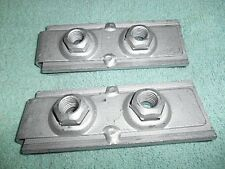 FORD GENUINE OEM Rear Bumper-Reinforcement Nut Plate - 4X - W708360 S441