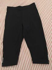 BNWT Women's Country Road Active wear Sprint tight Black XS Rrp $89.95
