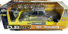 Ford F150 Gray Jada DUB City R/C ROLLER$ rollers New In Box 2004 27mhz Spinners