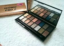MakeUp Revolution Iconic Pro 2 Eyeshadow Palette Boxed Authentic