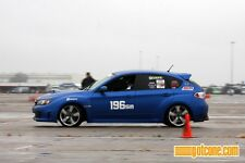 Magnetic Autocross Letters - Perfect for SCCA Solo
