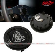 Rotary Style Steering Wheel Hub Horn Button for Mazda