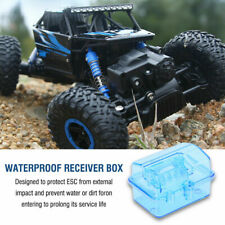 Waterproof Receiver Box P2047 for 1/10 RC Short Course Slash Traxxas Huanqi727❤o