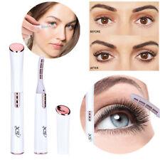 Electric Heated Eyelash Curler Automatic Long Lasting Eye Lashes Makeup Tool Hot